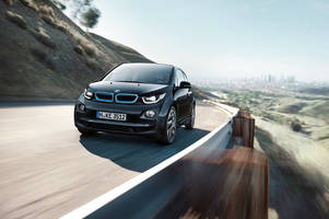 BMW plots National Park charging stations for road-tripping electric car drivers