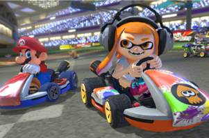 'mario kart 8 deluxe' will not have 'fire-hopping' trick