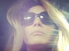 melania trump's artsy snaps of central park and selfies