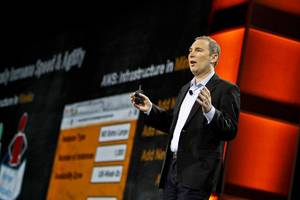 Amazon's CTO takes a shot at Oracle and the 'nightmare' of other legacy databases (AMZN, ORCL, MSFT)
