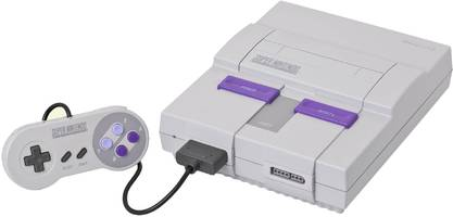 Nintendo could be making another mini version of a classic game console: the Super Nintendo