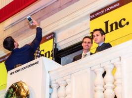 Young investors are piling into Snapchat but they're overlooking a huge issue (SNAP)