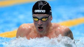 'phenomenal' adam peaty eases to 50m title at gb championships
