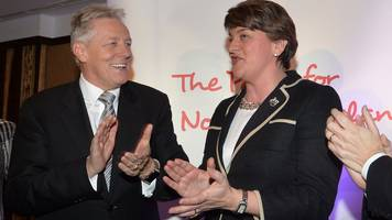 electoral commission fines dup for leadership oversight