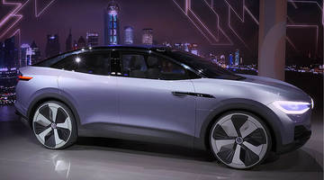 Chinese Carmakers, Volkswagen, BMW Roll Out Tesla Killers