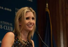 princess ivanka is heartbroken. america goes to war