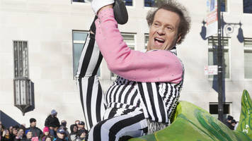 A 'Not Missing' Richard Simmons Addresses Fans in Recent Facebook Post