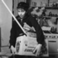 photos: a disarmingly happy bob dylan inside his first nyc apartment