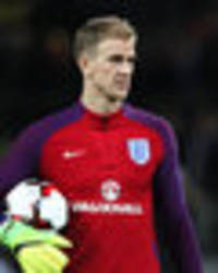 Joe Hart to Liverpool: Major update over the future of the £20m England star