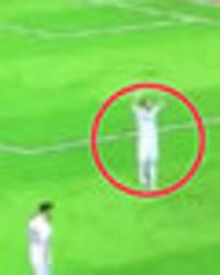 Real Madrid ace Sergio Ramos RINSED for doing this moments before own goal v Bayern Munich
