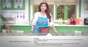 here's a healthy recipe by shilpa shetty kundra that will help you lose weight and improve your digestion