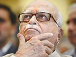 cbi stand in babri case may have ended advani's chances
