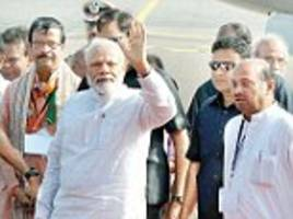 PM Modi suggests spotting spokespeople at mock parliaments