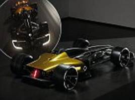 Renault reveal vision for future of F1 with concept car