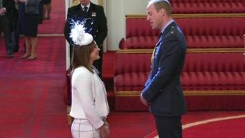 jessica ennis-hill receives damehood at buckingham palace
