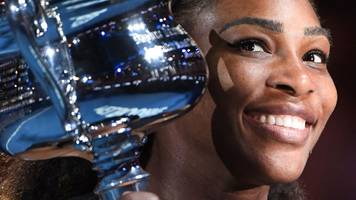 Serena Williams: World number two appears to confirm pregnancy