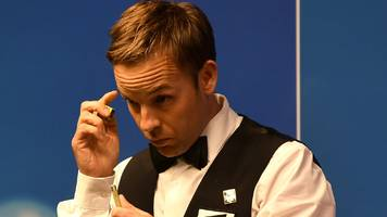 world championship 2017: ali carter blames 'nightmare' start for graeme dott loss