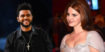 """Listen to Lana Del Rey and the Weeknd's New Song """"Lust for Life"""""""