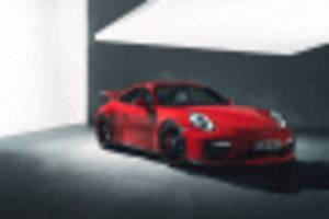 With new GT3, the automatic vs. manual debate rages, even within Porsche
