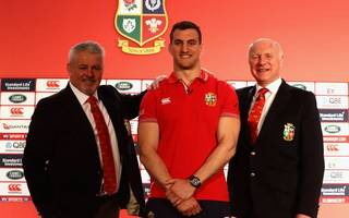 gatland tells lions to watch films to tame all blacks