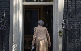 Theresa May rules out participating in TV election debates