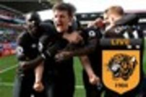 LIVE Hull City news and rumours as Harry Maguire talks England...