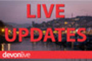 Live Devon weather, traffic and news updates for Wednesday April...
