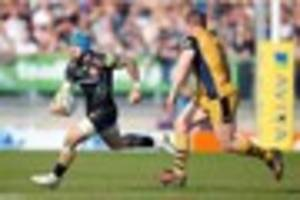 Exeter Chiefs players react to Jack Nowell's inclusion in the...