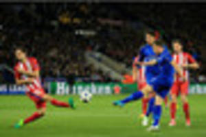 Leicester City 1-1 Atletico Madrid: Who was your man of the...