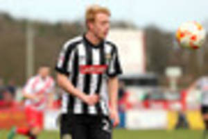 Notts County loan defender Josh Clackstone signs new deal with...