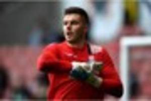 stoke city keeper jack butland targeting england comeback this...