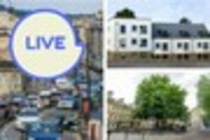 BATH LIVE: Racist attack in Kingsmead Square, new homes plan,...
