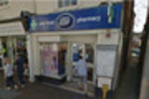 cctv images released after make up stolen from boots