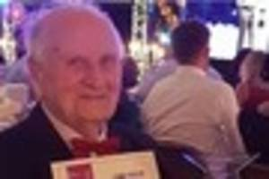 Is Fred Snelling, 96, Somerset's most dedicated husband?