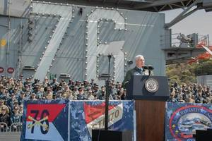4 crucial words from Mike Pence have put the US in a tough position against North Korea