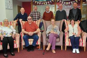 Award-winning group fighting for those with dementia across West Dunbartonshire