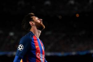 barcelona 0-0 juventus (0-3 agg): catalans crash out as messi and co misfire at nou camp - 5 things we learned