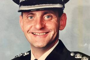 east kilbride family pay tribute to kind-kearted former police chief who died from a brain injury