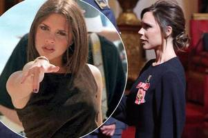 From Spice Girl to OBE: Victoria Beckham's transformation into a fashion icon is complete