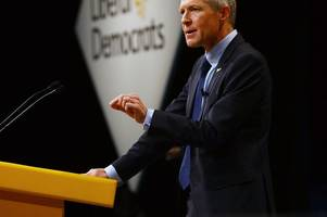 scottish liberal democrat leader willie rennie calls for televised leaders' debate in scotland ahead of general election