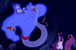 the hollywood star that could be set to play genie in new disney live-action aladdin