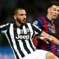 UEFA Champions League: Juventus send Barcelona packing
