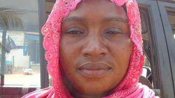 gambian wife's anguish over missing husband