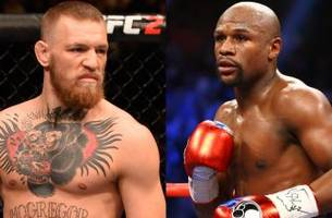 Dana White estimates how much Conor McGregor and Floyd Mayweather would make for fight