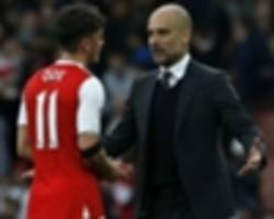 Arsenal vs Manchester City: TV channel, stream, kick-off time, odds & match preview