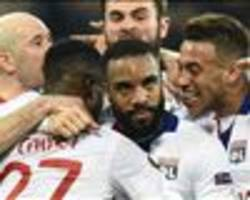 LIVE: Besiktas vs Lyon