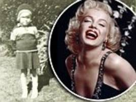 Marilyn Monroe photos show her with first friend