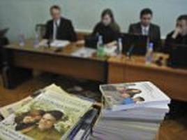 russia bans jehovah's witnesses deeming it 'extremist'