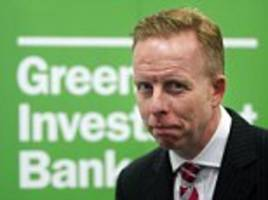 uk government sells green investment bank for £2.3bn