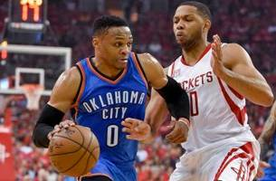 The Moments Without Russell Westbrook Are Killing Oklahoma City